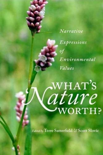 9780874807905: What's Nature Worth