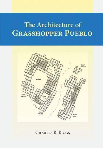 9780874808575: The Architecture of Grasshopper Pueblo