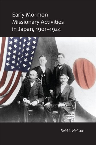 9780874809893: Early Mormon Missionary Activities in Japan, 1901-1924