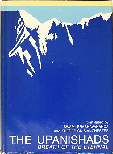 9780874810073: The Upanishads: Breath of the Eternal