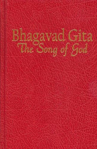 9780874810080: Bhagavad Gita: The Song of God
