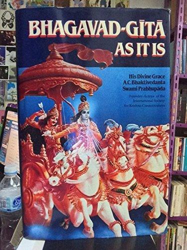 9780874810332: Bhagavad-Gita: The Song of God