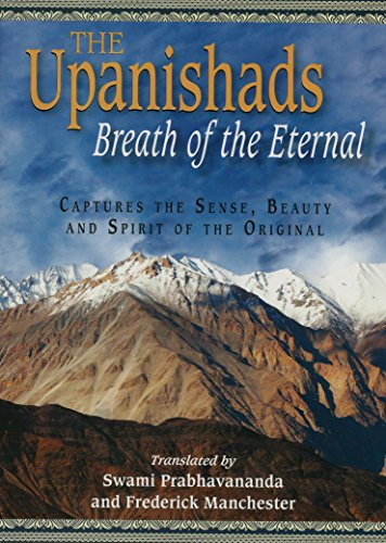 9780874810400: The Upanishads: Breath of the Eternal