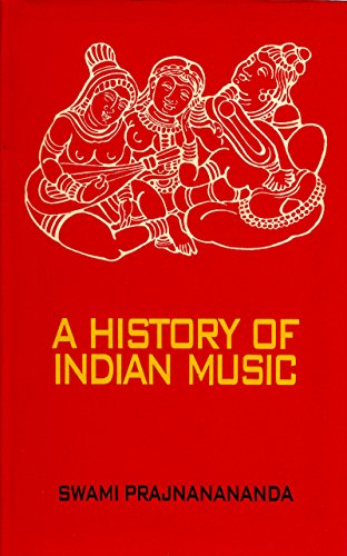 9780874816266: A History of Indian Music - Volume One: Ancient Period