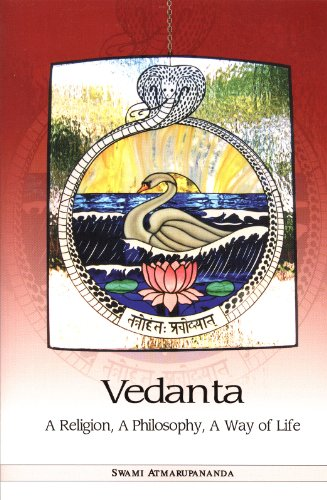 9780874816457: Vedanta: A Religion, A Philosophy, A Way of Life