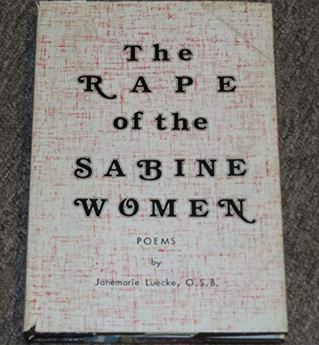 Rape of the Sabine Women: Luecke, Janemarie