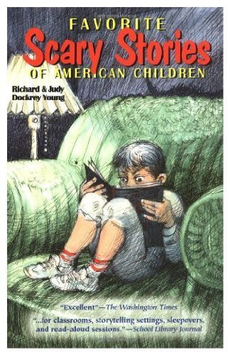 9780874831207: Favorite Scary Stories of American Children