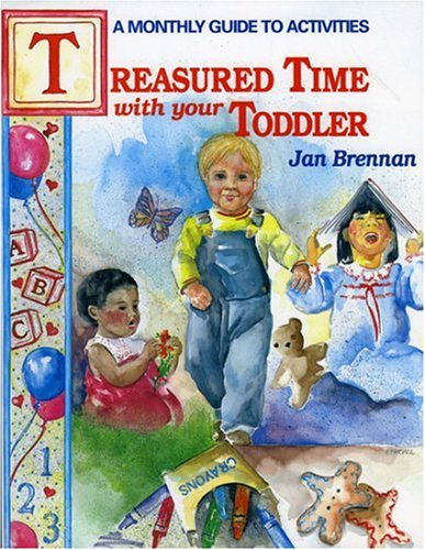 9780874831276: Treasured Time with Your Toddler