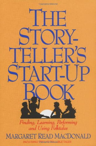 9780874833058: Storyteller's Start-Up Book