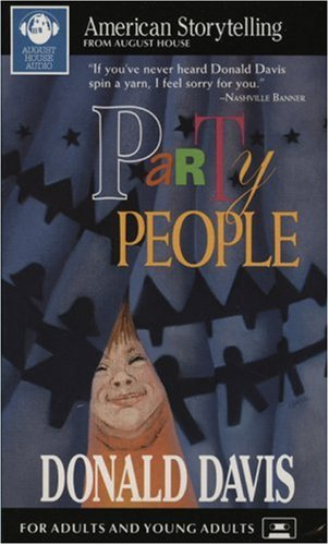 9780874833249: Party People (American Storytelling)