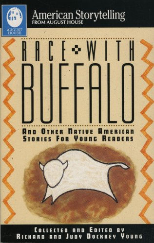 9780874833423: Race With Buffalo: And Other Native American Stories for Young Readers (American Storytelling)