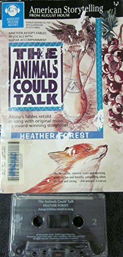 The Animals Could Talk : Aesop's Fables: Heather Forest