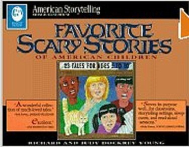 9780874833959: Favorite Scary Stories of American Children (American Storytelling)