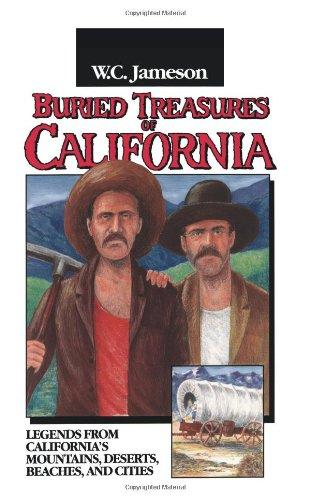 9780874834062: Buried Treasures of California