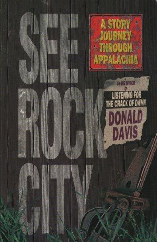 9780874834567: See Rock City (American Storytelling (Paperback))