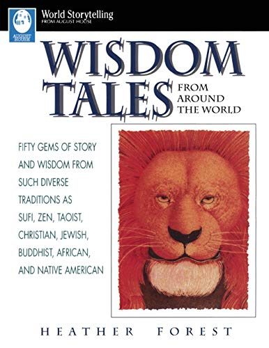 9780874834796: Wisdom Tales from Around the World (World Storytelling)