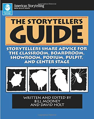 9780874834826: The Storyteller's Guide (American Storytelling)