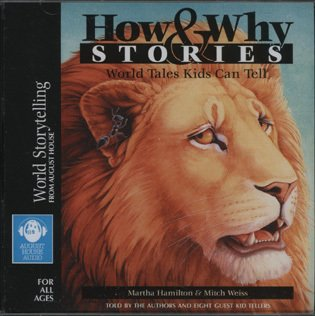 9780874835960: How & Why Stories (World Storytelling from August House)
