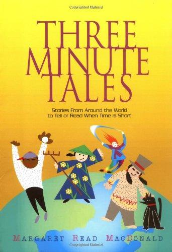 9780874837292: Three-Minute Tales