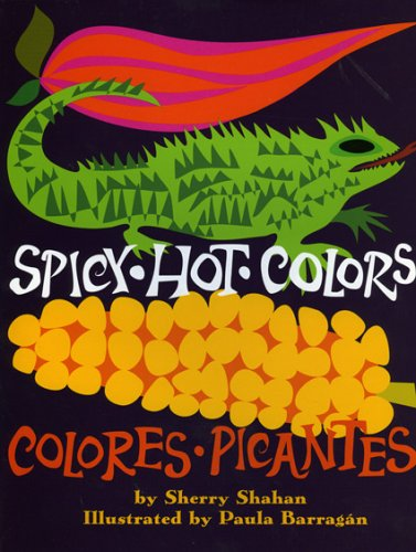 Spicy Hot Colors / Colores Picantes: Shahan, Sherry