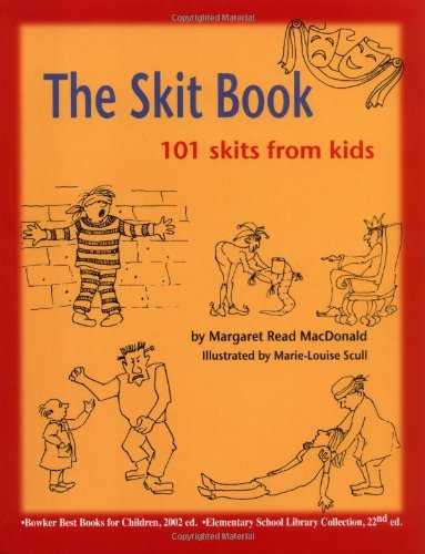 9780874837858: The Skit Book: 101 Skits from Kids