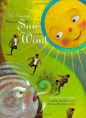 Contest Between the Sun and the Wind: Aesop