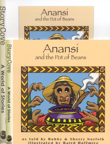 9780874838398: Anansi and the Pot of Beans (Story Cove Teacher Activity Pack)