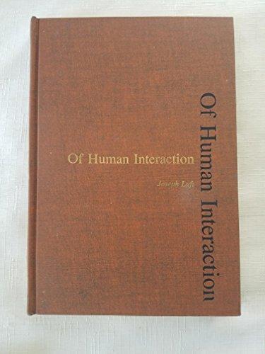 Of human interaction: Joseph Luft