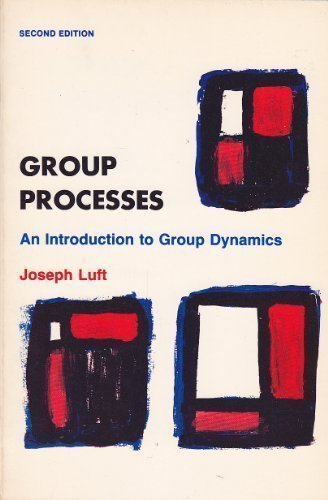 9780874841466: Group Processes: An Introduction to Group Dynamics