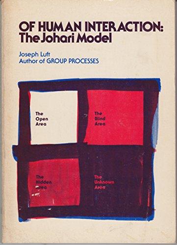9780874841985: Of Human Interaction: The Johari Model