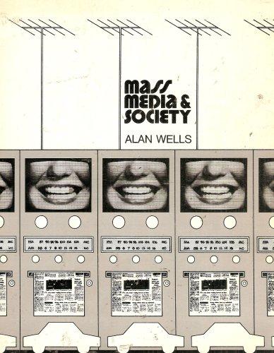 9780874842043: Mass media and society