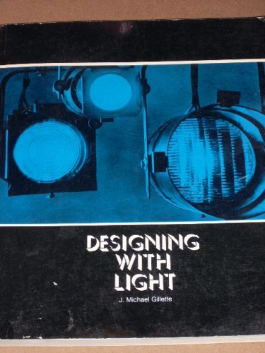 9780874844207: Designing with Light: Introduction to Stage Lighting