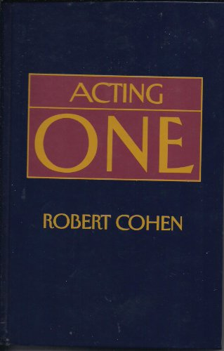 9780874846690: Acting: Foundation Issues Bk. 1