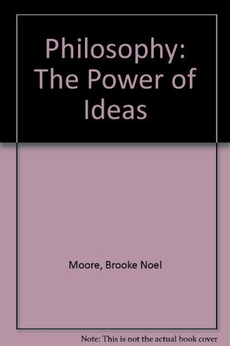 9780874847697: Philosophy: The Power of Ideas