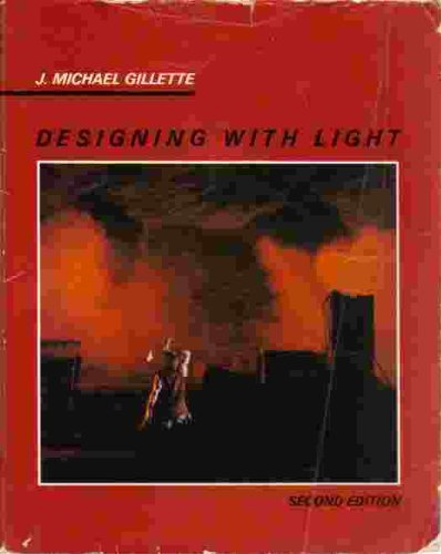 9780874848533: Designing with Light: Introduction to Stage Lighting