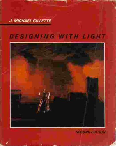 9780874848533: Designing With Light: An Introduction to Stage Lighting
