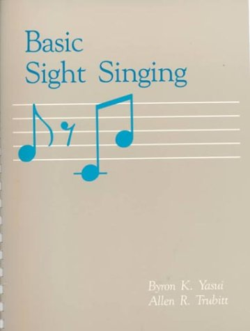 9780874848809: Basic Sight Singing