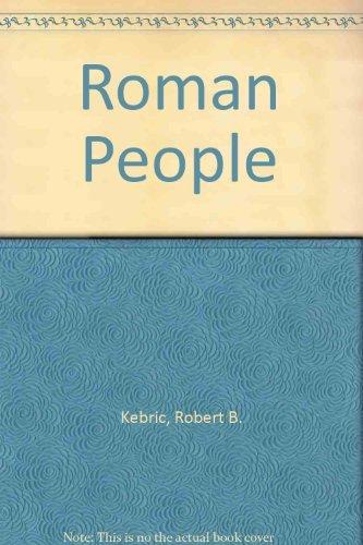 9780874849158: Roman People
