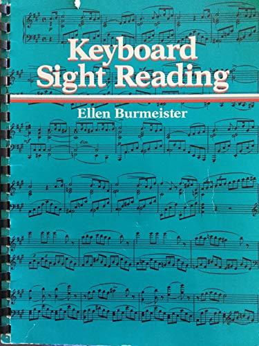 9780874849813: Keyboard Sight Reading