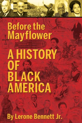 9780874850000: Before the Mayflower: A History of Black America
