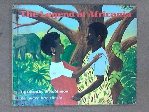 9780874850376: The Legend of Africania (An Ebony Jr! Book)