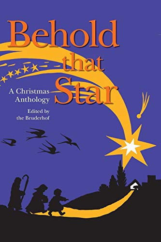 9780874860849: Behold That Star: A Christmas Anthology