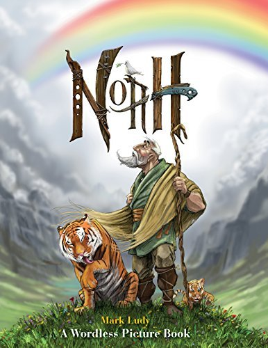 9780874866391: Noah: A Wordless Picture Book