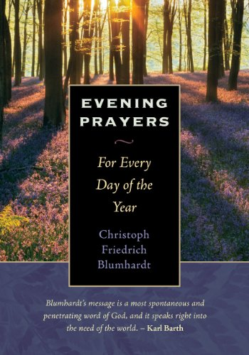 9780874868111: Evening Prayers: For Every Day of the Year