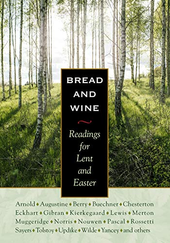 9780874869262: Bread and Wine: Readings for Lent and Easter