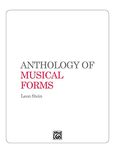 9780874870442: Anthology of Musical Forms