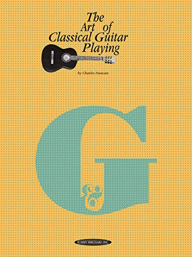 9780874870794: The Art of Classical Guitar Playing (The Art of Series)