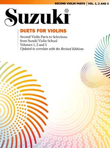 9780874870930: Suzuki: Duets for Violins