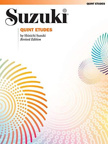 9780874870954: Quint Etudes: Violin (Suzuki Violin School)