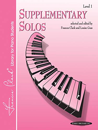 Supplementary Solos: Level 1 (Frances Clark Library: Staff, Alfred Publishing